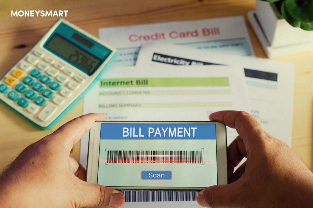 cashback from bill payments in the philippines